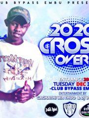 2020 CROSS OVER
