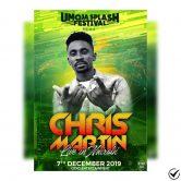 CHRIS MARTIN LIVE